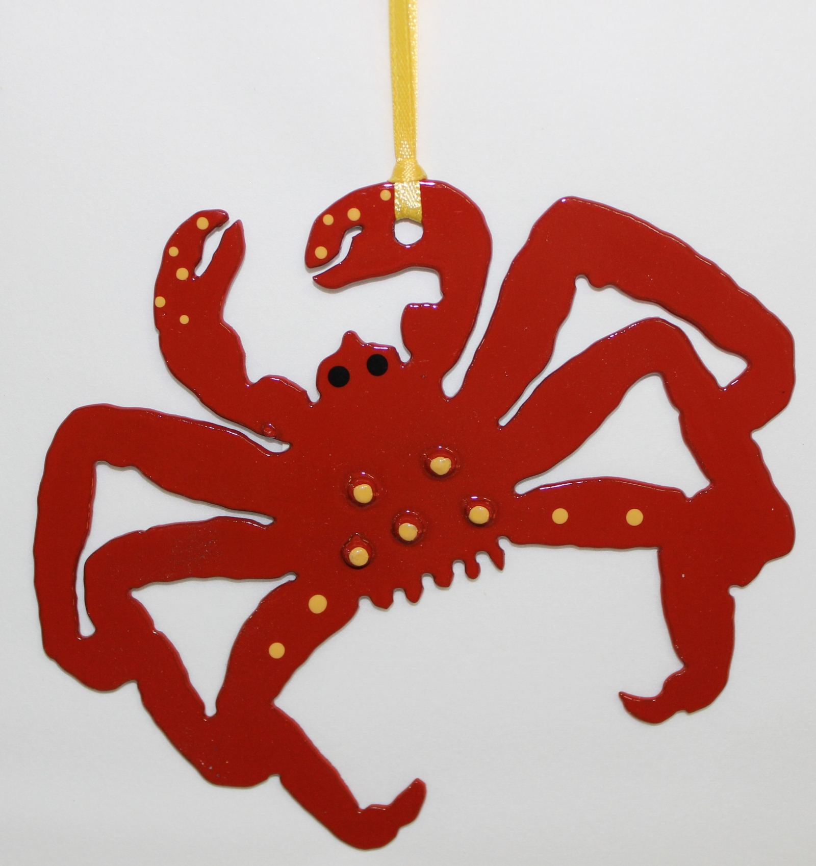 Crab Ornament | Designs By Shanda