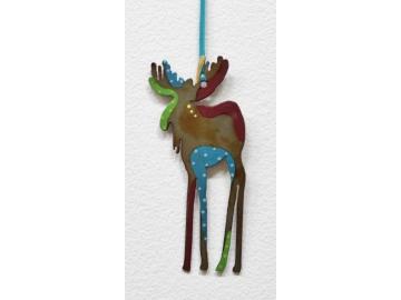 Long Legged Moose Ornament