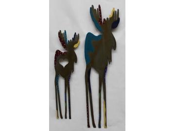 Long Legged Moose 4 sizes