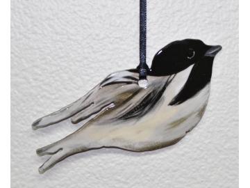 Chickadee Ornaments